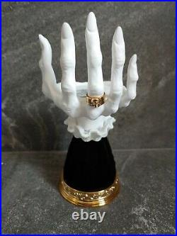 Bath & Bodyworks Witches Hand candle holder