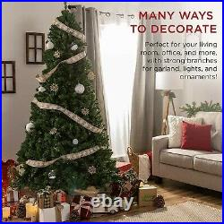 Best Choice Products 9ft Premium Spruce Artificial Holiday Christmas Tree