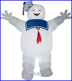Gemmy 9 Ft Stay Puft Marshmallow Man Inflatable Halloween Ghostbusters PRESALE