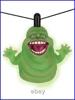 Ghostbusters Flying Floating Slimer Green Ghost Animated Halloween Decoration