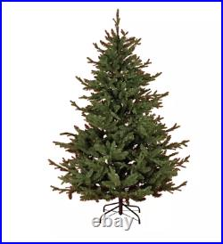 Home 6ft Mixed Tip Natural Look Christmas Tree Green