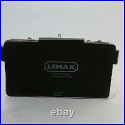 Lemax Majestic Theatre Animated Holiday Award Ceremony Sound Lights Retired