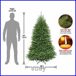 National Tree Company Artificial Christmas Tree Includes Stand Dunhill Fir 6 ft