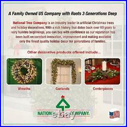 National Tree Company Artificial Christmas Tree Includes Stand Dunhill Fir 7 ft