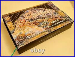 Pifco Vintage 20 Cinderella Carriage Christmas Lights. Boxed, in Great Condition
